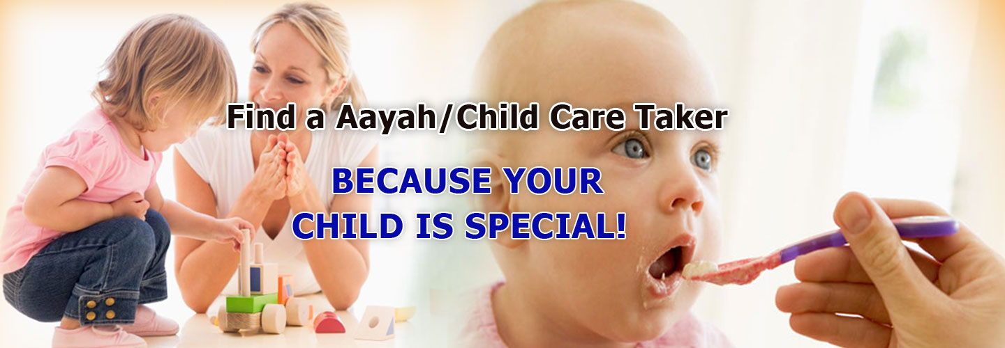 Baby Care Taker Services in Mumbai
